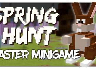 spring hunt map