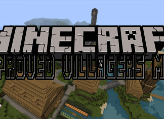 improved villagers mod