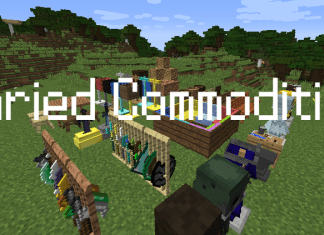 varied commodities mod