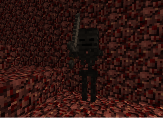 wither skeleton tweaks mod