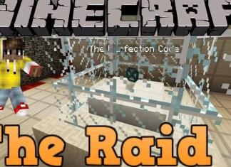 the raid map