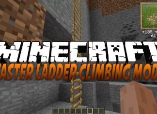faster ladder climbing mod