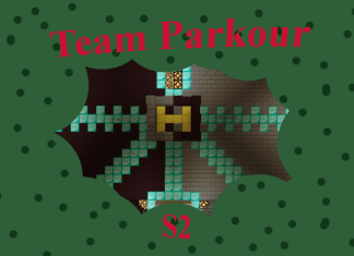 team parkour s map
