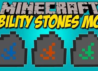 ability stones mod