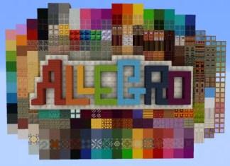allegro resource pack