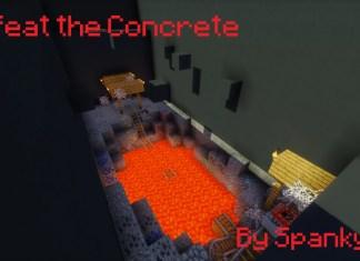 defeat the concrete map