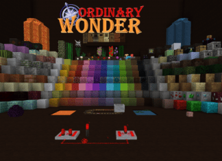 ordinary wonders resource pack