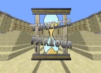 timeless parkour map