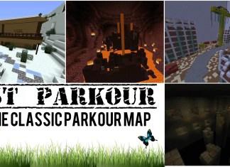 Minecraft Maps MinecraftSix - Mapas para minecraft 1 10 2 de parkour