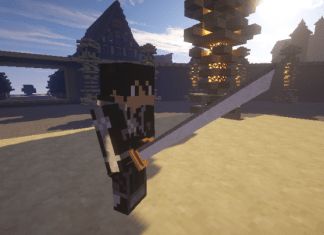 Minecraft 1112 texture packs minecraftsix sword art online 3d resource pack for minecraft 1112 sciox Image collections