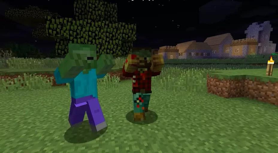 zombie mod for minecraft