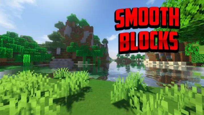 Smooth Blocks Resource Pack for Minecraft 1 14 4   MinecraftSix