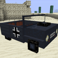 Minecraft Car Mod, Driveable Vehicles