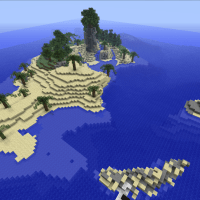 Castaway Island, Minecraft Survival Island Map (Download + Review)