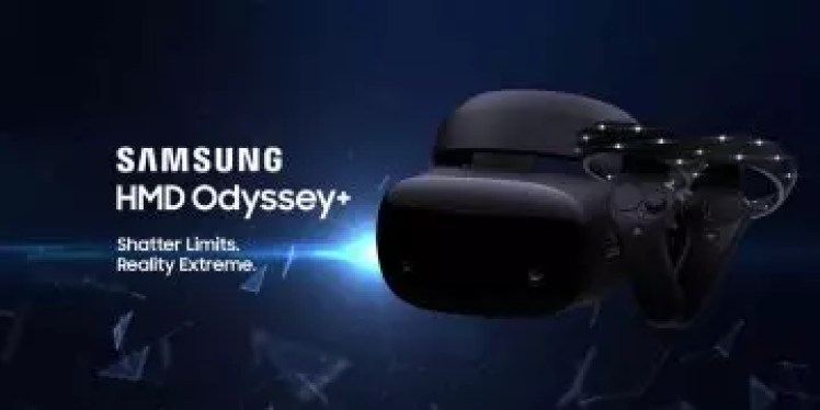 SAMSUNG HMD ODYSSEY+ WINDOWS MIXED REALITY HEADSET