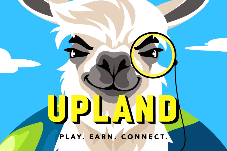 Upland property trading game