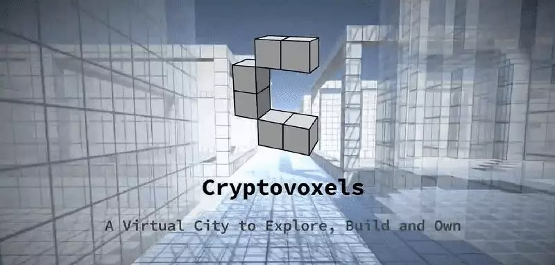 Cryptovoxels header