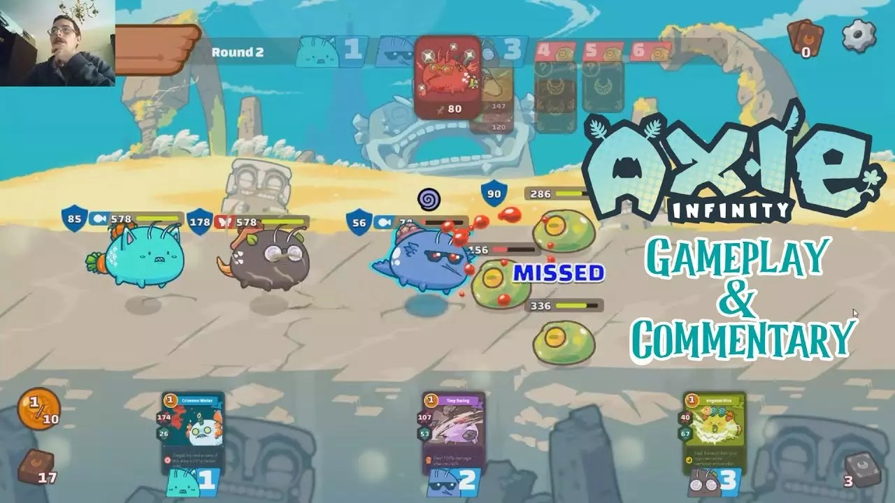 Axie infinity blockchain game review