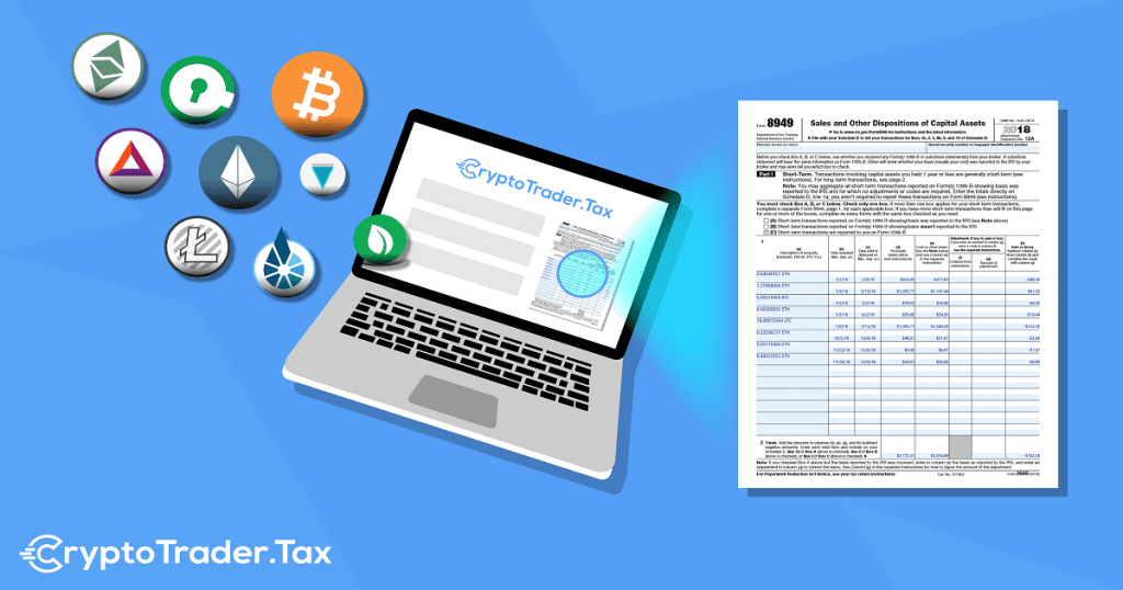 Pay taxes on crypto