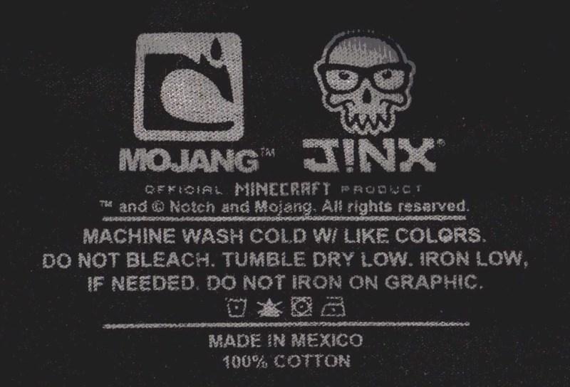 Jinx Mojang logos