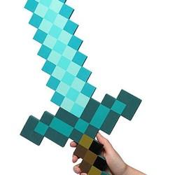 Minecraft Diamond Sværd
