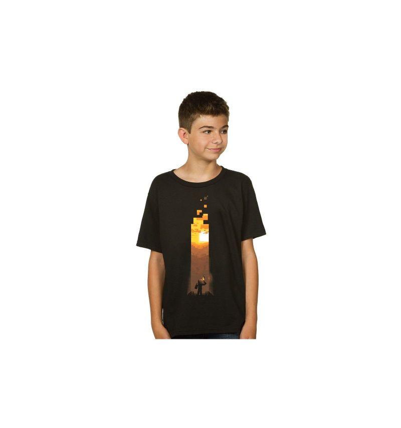 Minecraft Torch T-shirt