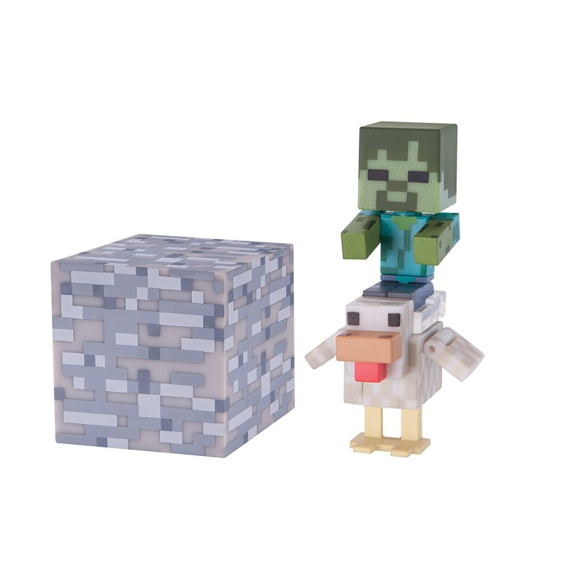 Minecraft Chicken Jockey