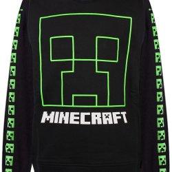 Minecraft Creeper Sweatshirt