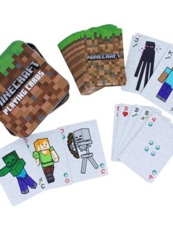 Minecraft Playing Cards - Minegadgets