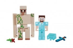 Minecraft Build A Block Steve Eisen Golem