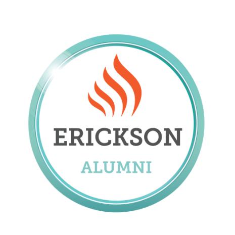Badge - Erickson Alumni