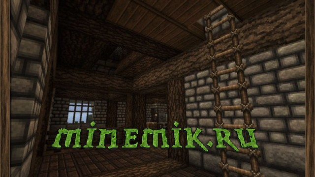 Текстуры в средневековом стиле для Minecraft PE!