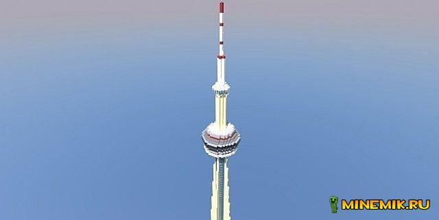 Скачать карту CN Tower
