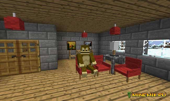 Скачать мод на jammy furniture майнкрафт 1.5.2