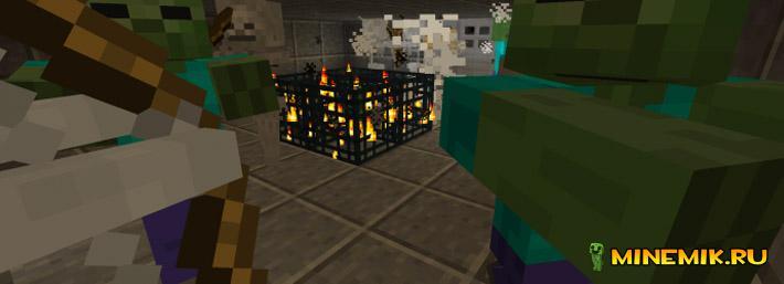 Карта Убить Слендермена для minecraft PE 0.14
