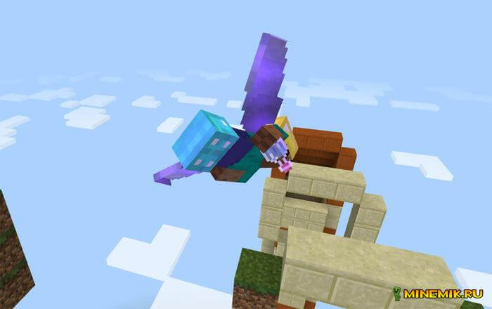 "Карта ""Redstone 2"" для Minecraft PE"