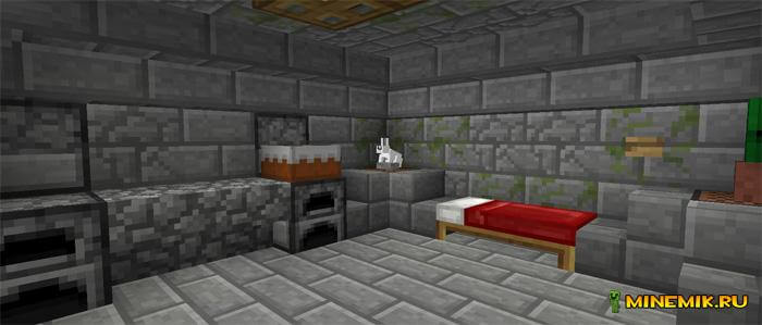 "Карта ""DarkLegends"" для Minecraft PE"