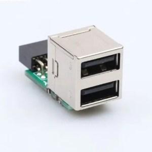 USB 2.0 Порты от материнской платы