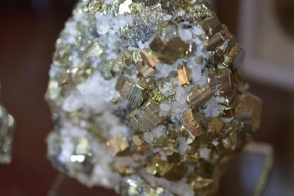 Pyrite + Quartz