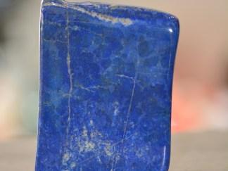 Lapis-Lazuli, Paskistan,forme libre