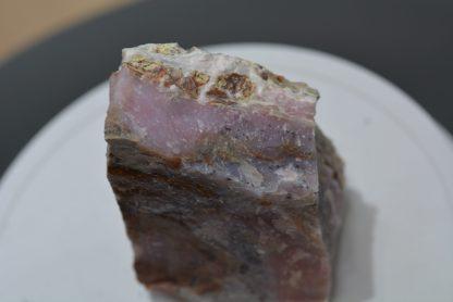 Opale Rose - Pierre brute