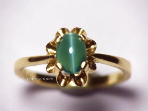 Alexandrite Rings Natural Alexandrite Rings