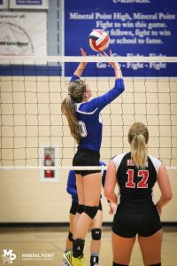 Volleyball Mineral Point School District