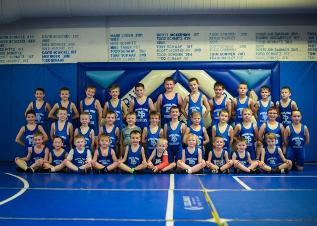 Youth Wrestling Mineral Point Wrestling