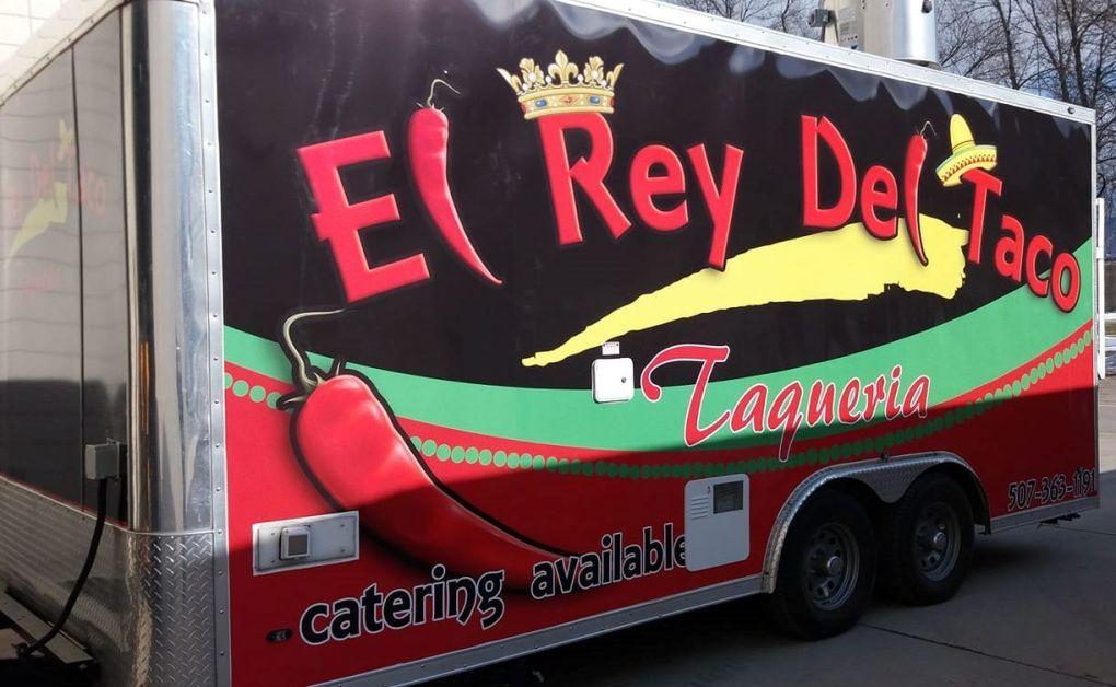 El Rey Del Tacos