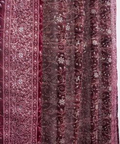 Plum_IndianSari-Curtain-Closeup