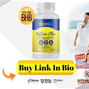 Keto Go | Keto Go Nature Slim | KetoGo (Scam Or Legit) Does This Weight Loss Formula Works?