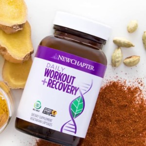 Daily Workout + Recovery Sports Supplement: Train Smart, Recover Fast!