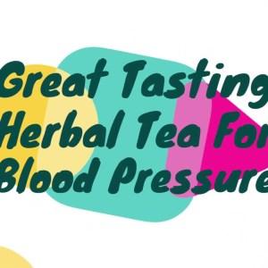 Great Tasting Herbal Tea for High Blood Pressure |  Ar-Rahmah Pharm