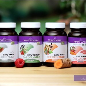 Multivitamins with the Fermented Difference